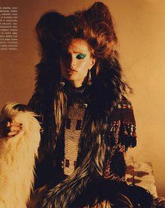 Vogue Pelle. Italy