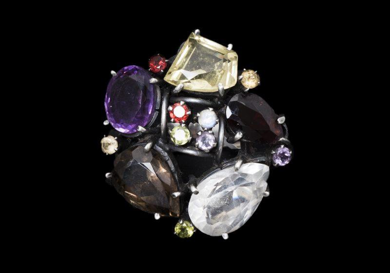Facetted Semi-precious Stones