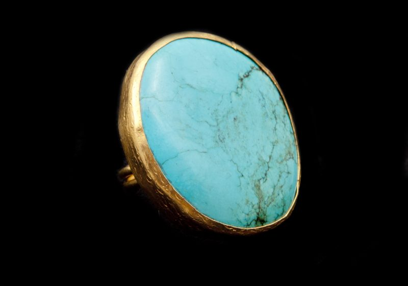 Turquoise and Howlite